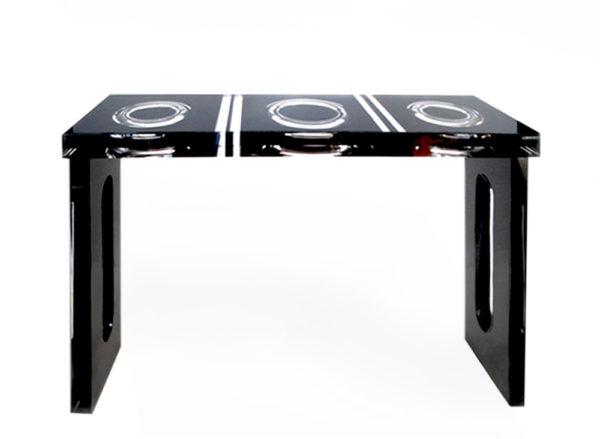 Acryglas console 'Ring' Poliedrica